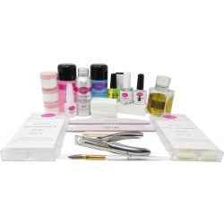Classy Nails Professional Acrylic Trainng Kit