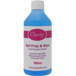 Classy Nail Prep & Wipe (500ml)