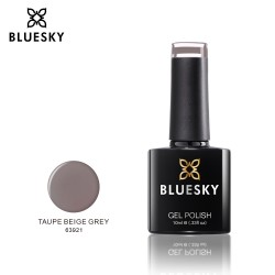 Bluesky 63921 TAUPE BEIGE GREY UV/LED Soak Off Gel Nail Polish 10ml
