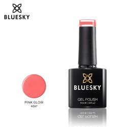 Bluesky A097 PINK GLOW UV/LED Soak Off Gel Nail Polish 10ml