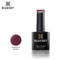 Bluesky BSH006 MARSALA UV/LED Soak Off Gel Nail Polish 10ml