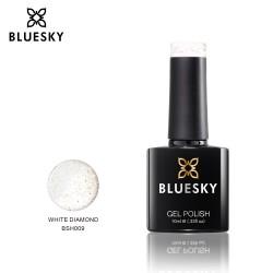Bluesky BSH009 WHITE DIAMOND UV/LED Soak Off Gel Nail Polish 10ml