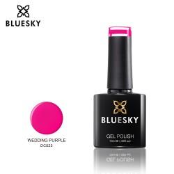 Bluesky DC025 WEDDING PURPLE UV/LED Soak Off Gel Nail Polish 10ml