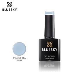 Bluesky DC104 CYANNE SEA UV/LED Soak Off Gel Nail Polish 10ml