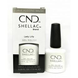 CND Shellac Lady Lilly (7.3ml)