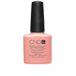CND Shellac Nude Knickers (7.3ml)