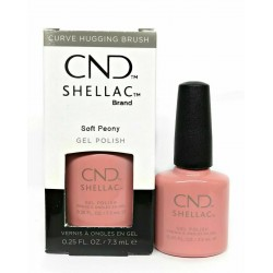 CND Shellac Soft Peony (7.3ml)