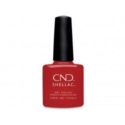 CND Shellac Company Red (7.3ml)