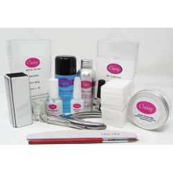 Classy Nails Professional Acrylic Kit