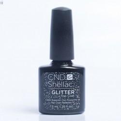 CND Shellac GLITTER Top Coat 7.3ml