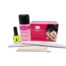 Classy Nails UV LED Gel Polish Removal Kit