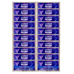 Crest 3D Professional Effects Whitestrips LUXE - 40 Strips - 20 Treatments
