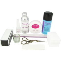 Classy Nails Professional Silk Kit