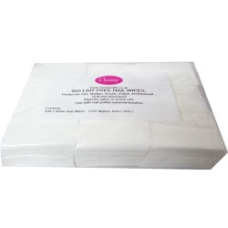 Lint Free Nail Wipes (Pack of 900)