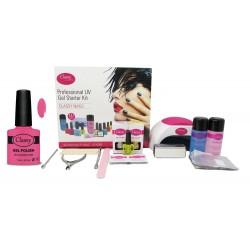 Tickle Me Pink Classy Salon Professional Kit 48W LED Lamp