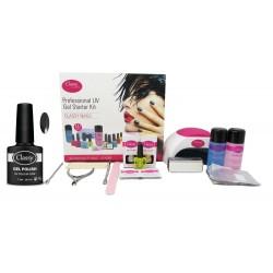 Black Velvet Classy Salon Professional Kit 48W LED Lamp
