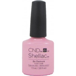 CND Shellac Be Demure    (7.3ml)
