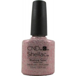CND Shellac Blushing Topaz (7.3ml)