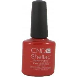 CND Shellac Fine Vermilion (7.3ml)