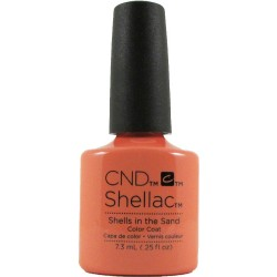 CND Shellac Shells in the Sand (7.3ml)