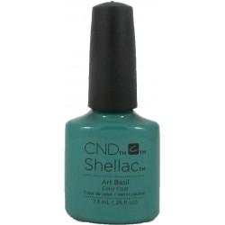 CND Shellac Art Basil (7.3ml)
