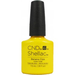 CND Shellac Banana Clips (7.3ml)