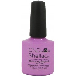 CND Shellac Beckoning Begonia (7.3ml)