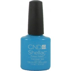 CND Shellac Cerulean Sea (7.3ml) (UNBOXED)