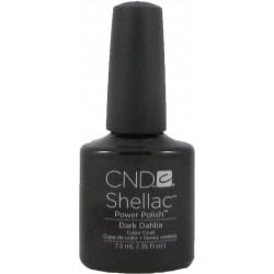 CND Shellac Dark Dahlia (7.3ml)