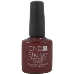 CND Shellac Decadence (7.3ml)