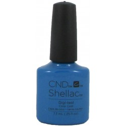 CND Shellac Digi Teal (7.3ml)