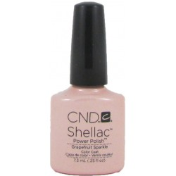 CND Shellac Grapefruit Sparkle (7.3ml)