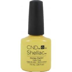 CND Shellac Honey Darlin'    (7.3ml)