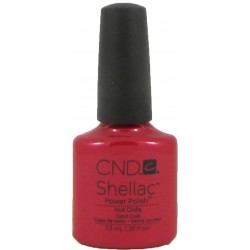 CND Shellac Hot Chilis (7.3ml)