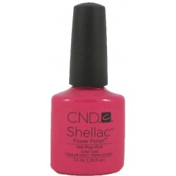 CND Shellac Hot Pop Pink (7.3ml)