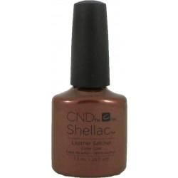 CND Shellac Leather Satchel (7.3ml)