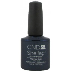 CND Shellac Midnight Swim (7.3ml)