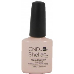 CND Shellac Naked Naivete (7.3ml)