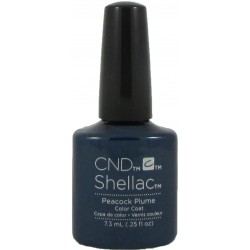 CND Shellac Peacock Plume (7.3ml)