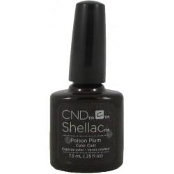CND Shellac Poison Plum (7.3ml)