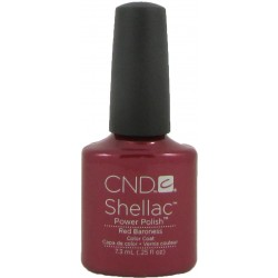CND Shellac Red Baroness (7.3ml)