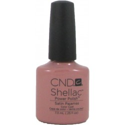 CND Shellac Satin Pajama (7.3ml)