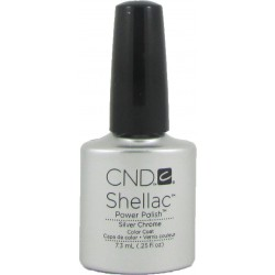 CND Shellac Silver Chrome (7.3ml)