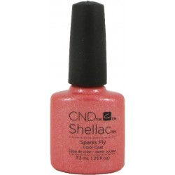 CND Shellac Sparks Fly    (7.3ml)