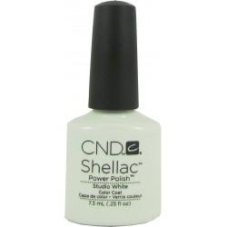 CND Shellac Studio White (7.3ml)