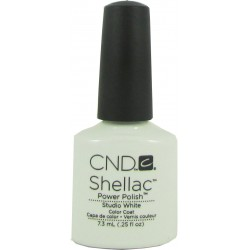CND Shellac Studio White (7.3ml)