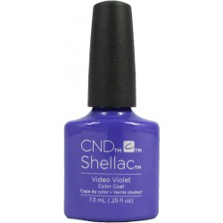 CND Shellac Video Violet (7.3ml)