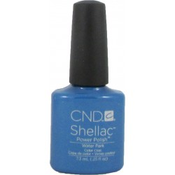 CND Shellac Water Park (7.3ml) (UNBOXED)