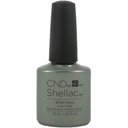 CND Shellac Wild Moss (7.3ml)