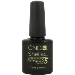 CND Shellac Xpress Top Coat (7.3ml)